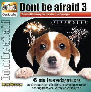 Geräusch-CD für Hunde