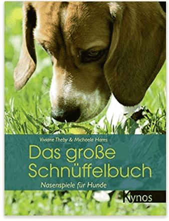 Nasenarbeit Hund Buch Suchspiele